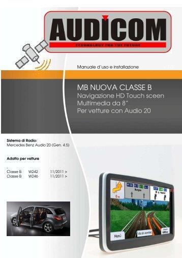 installazione - Audicom