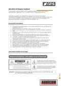 installazione - Audicom - Page 3