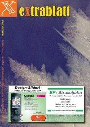 FEBRUAR 2009 - Extrablatt