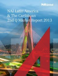 2nd Q Market Report 2013 - NAI Mexico