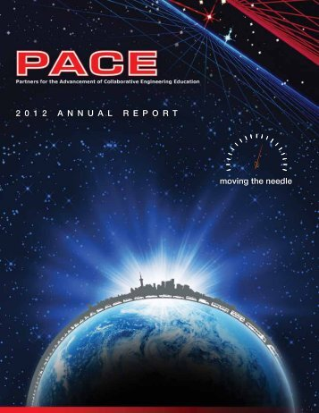 2012 PACE Annual Report