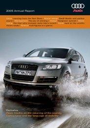 2005 Annual Report - Audi.vn