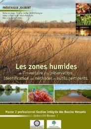 MEMOIRE PR PDF - Pôle-relais lagunes méditerranéennes