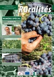 Ruralités Magazine n°5 - Réseau wallon de Développement rural