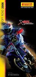 ON/OFF ROAD 2006 - Pirelli