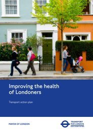 improving-the-health-of-londoners-transport-action-plan