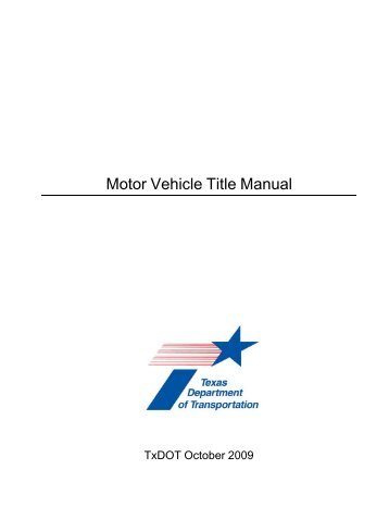 96 143 motor vehicle rental tax guidebook texas for The motor vehicle department
