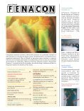 Abrindo portas para o mercado externo Abrindo portas ... - Fenacon - Page 3