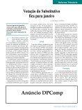 Abrindo portas para o mercado externo Abrindo portas ... - Fenacon - Page 7