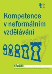 Kompetence v neformálním vzdělávání - NIDM
