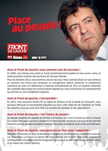 PDF - 1.1 Mo - Fédération du Parti Communiste Français - Nord
