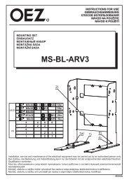 MS-BL-ARV3 - OEZ