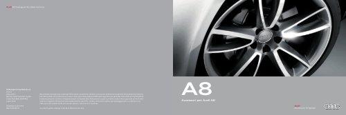 Accessori per Audi A8 - Automoto.it