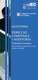 Maquetación 1 - IDEC - Universitat Pompeu Fabra