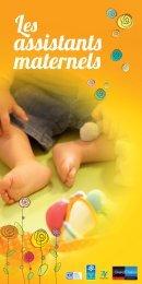 Assistants maternels, les origines - Le Grand Chalon