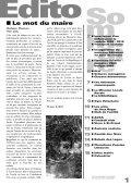 Juillet 2009 Bulletin municipal n°25 - Saint-Priest-sous-Aixe - Page 3