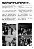 Juillet 2009 Bulletin municipal n°25 - Saint-Priest-sous-Aixe - Page 5