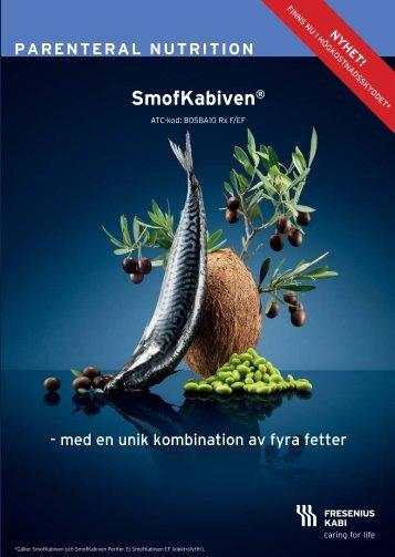 SmofKabiven® - Fresenius Kabi