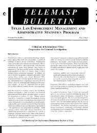 Utilization of International Police Cooperation for Criminal ...