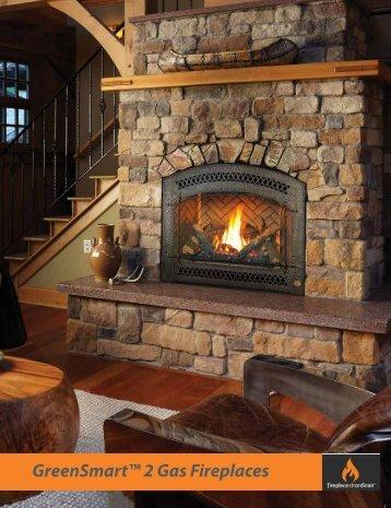 GreenSmart™ 2 Gas Fireplaces