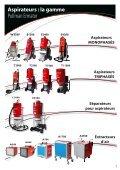 Aspirateurs, Séparateurs et Extracteurs d'air - Doga - Page 3