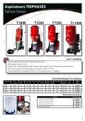 Aspirateurs, Séparateurs et Extracteurs d'air - Doga - Page 5