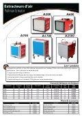 Aspirateurs, Séparateurs et Extracteurs d'air - Doga - Page 7