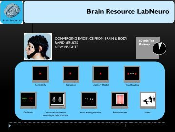 Brain Resource LabNeuro - Texas Council of Community Centers