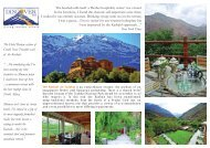The Hotel Review section of Condé Nast Traveller said of the Kasbah