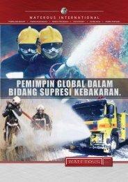 pemimpin global dalam bidang supresi kebakaran. - Waterous