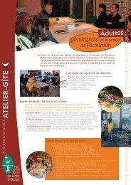 Arrière - Séminaires v.1.ai - Ecotourisme dans les Landes de ...
