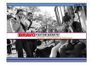 BRAVO Faktor Märkte Handy, Computer & Internet - Bauer Media KG