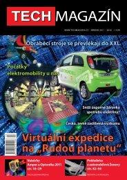 TM 03/2011 - TechMagazín