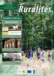 Ruralités Magazine n°8 - Rete Rurale Nazionale