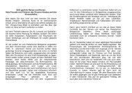 Vincenz-Haus Brief Nr. 107 - Jugendwohngemeinschaft Vincenz-Haus