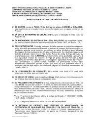 Venda de Trigo (.pdf) - Conab