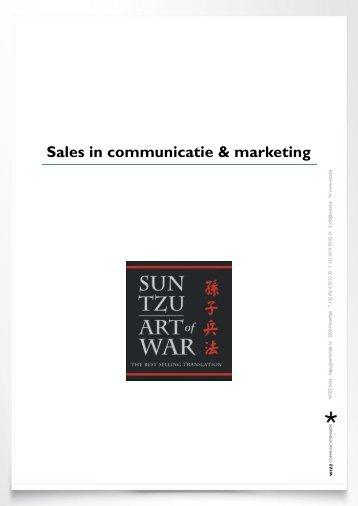 Sales in communicatie & marketing - WIZZ