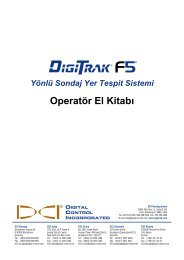 Alıcı - Digital Control Inc.