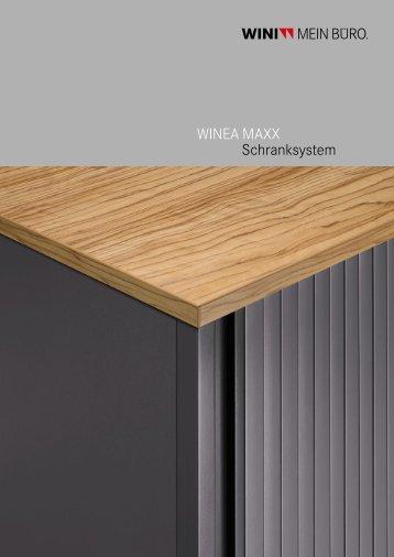 WINEA MAXX Schranksystem - Heinze GmbH