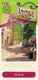 Guide BdP Ardèche verte & plein Coeur - Syndicat Mixte Ardèche ...