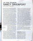 Art in America - Nancy Davenport - Page 4