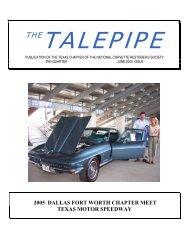 2005 dallas fort worth chapter meet texas motor speedway