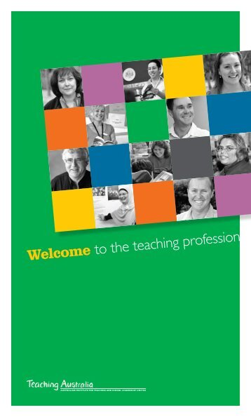 MEDIA RELEASE - Australian Institute for Teaching and School ...