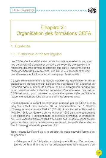 CEFA - Sysfal