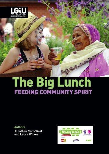 The Big Lunch – Feeding Community Spirit (web) - LGiU