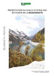Grenoble : biodiversite 2011 - Association des maires de grandes ...