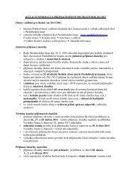 Obory vzdělání pro školní rok 2011/2012 • brožura Přehled oborů ...