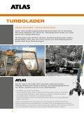 Umschlagbagger Gesamtprospekt - ATLAS Hydraulikbagger - Seite 4