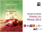 Festival Visages du Monde - Cahors