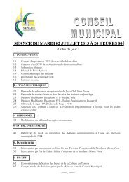 séance du mardi 02 juillet 2013 à 20 heures 00 - Saint-Pol-sur ...